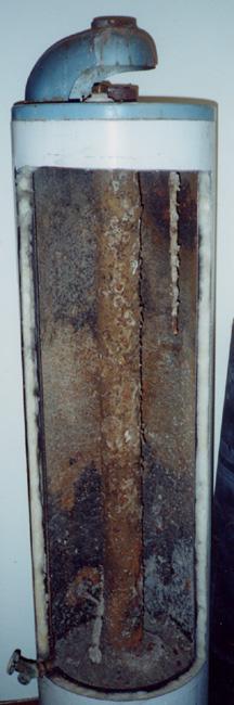A Look Inside A Hot Water Heater